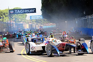 Formula E Breaking news Felix da Costa feels robbed of Buenos Aires victory shot