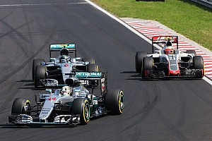 Gutierrez upset with Hamilton's lack of respect after gesture