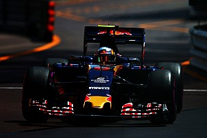 Sainz warns Toro Rosso practice showing