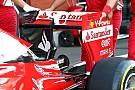 Formula 1 Bite-size tech: Ferrari rear wing change for qualifying