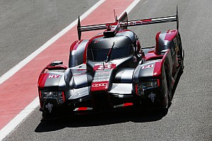 WEC Qualifying report  Audi on second and third rows at Spa