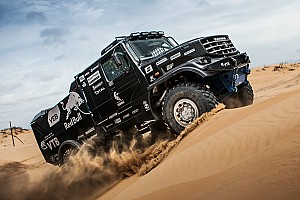 Dakar Breaking news Kamaz reveals new cab truck to conquer the Rally Dakar 2017