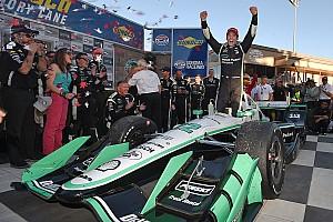 IndyCar Отчет о гонке Пажено стал чемпионом IndyCar