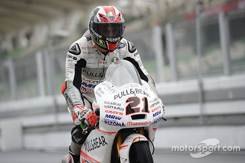 Bagnaia gets Aspar MotoGP test after winning bet with team