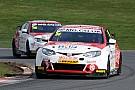 BTCC Donington BTCC: Cook remains on top in final practice