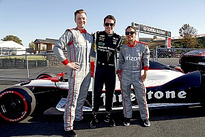 IndyCar Special feature When IndyCar meets Star Wars