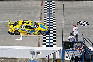 Stock Car Brasil Race report Brazilian V8 Stock Cars: Hot races in Curitiba – Felipe Fraga and Thiago Camilo take victories