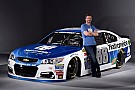 NASCAR Sprint Cup Dale Earnhardt Jr.'s 2017 Nationwide paint scheme revealed