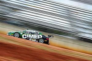 Stock Car Brasil Relato do treino livre Fraga lidera treino marcado por acidentes em Curvelo