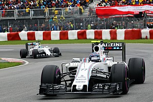 Formula 1 Preview Williams European Grand Prix preview