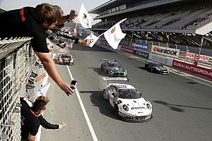 Endurance Репортаж з гонки 24 години Дубаї: Хартлі перемагає, Herberth Porsche домінує