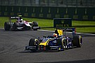 GP2 Seven GP2 drivers penalised for early DRS use