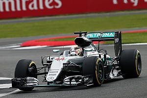 Formula 1 Practice report British GP: Hamilton tops interrupted FP3 as Ericsson shunts heavily