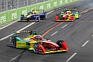 Formula E ABT fights in London for the Formula E championship title