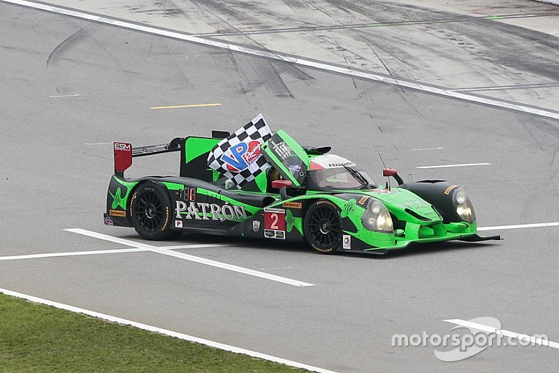 First overall victory for Honda at Daytona