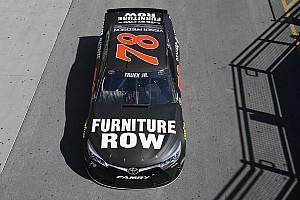 NASCAR Sprint Cup Interview Truex calls roof flap infraction an