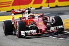 Formula 1 Raikkonen still has faith in Ferrari despite Singapore strategy call
