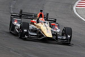 IndyCar Breaking news Hinchcliffe: Gateway return is huge for IndyCar