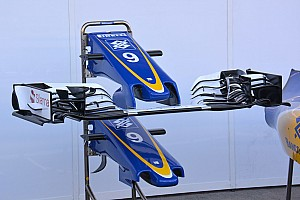 Formula 1 Analysis Bite-size tech: Sauber C35 front wing and nose