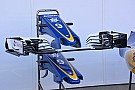 Formula 1 Bite-size tech: Sauber C35 front wing and nose