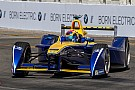 Formula E Renault e.Dams secure points haul on the streets of Paris