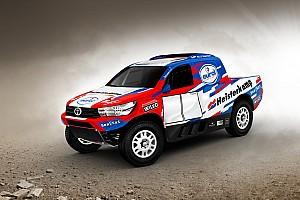 Dakar Nieuws Van Loon met Toyota Hilux naar Dakar 2017