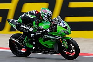 Supersport Prove libere Jerez, Libere 2: Krummenacher sorprende Sofuoglu. Bene Bassani