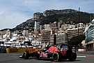 Formula 1 Toro Rosso qualifies both cars in top 10 for tomorrow's Monaco GP