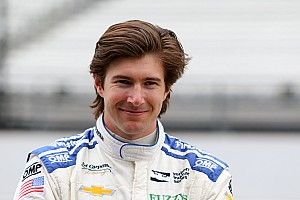 IndyCar Breaking news Hildebrand focused on Indy alone… for now