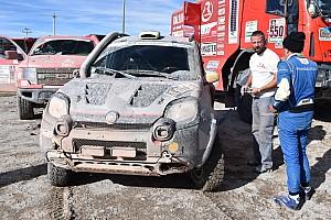 Dakar Ultime notizie Dakar: per la Panda il traguardo di Buenos Aires vale una vittoria!