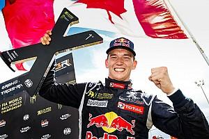 World Rallycross Race report Canada WRX: Hansen scores shock win in wet finals