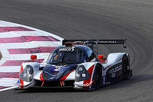 European Le Mans Testing report United Autosports quickest in European Le Mans Series Prologue