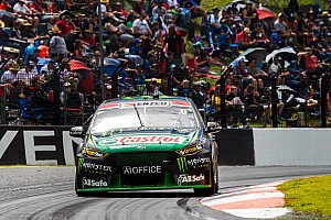 Supercars Analysis Words with Cam Waters: Strong finish and tall tales at The Mountain