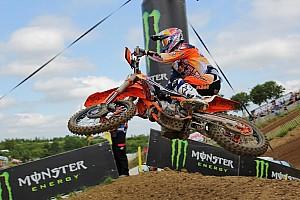 Mondiale Cross Mx2 Gara Jeffrey Herlings piazza la