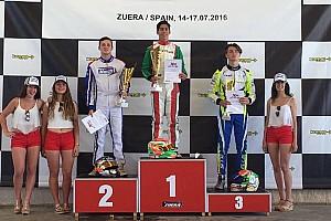 Türkiye - Karting Son dakika Berkay Besler Avrupa şampiyonu oldu!