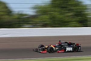 IndyCar Breaking news SPM drivers say their cars are fast in race trim