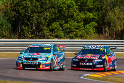 Craig Lowndes, Triple Eight Race Engineering Holden, Shane van Gisbergen, Triple Eight Race Engineering Holden