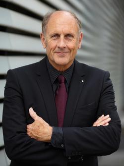 DMSB-Präsident Hans-Joachim Stuck