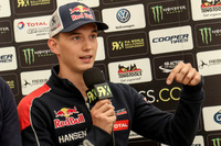 World Rallycross Photos - Timmy Hansen, Team Peugeot Hansen