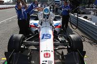IndyCar Photos - R.C. Enerson, Dale Coyne Racing Honda