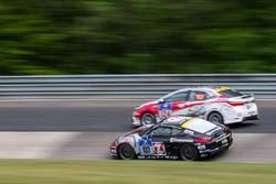 #137 Team Mathol Racing, Porsche Cayman S: Ivan Jacoma, Wolfgang Weber