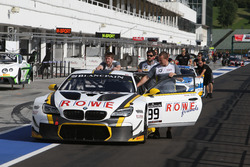 #99 Rowe Racing BMW M6: Philipp Eng, Alexander Sims