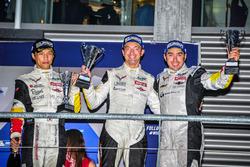 #50 Larbre Competition Corvette C7.R: Paolo Ruberti, Yutaka Yamagishi, Pierre Ragues