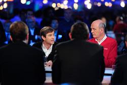 Pascal Vasselon, Toyota Racing and Dr. Wolfgang Ullrich, Audi Sport