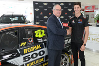 Supercars Photos - Nick Percat Supercar unveiled