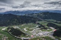 Formula 1 Photos - Overview of the Red Bull Ring