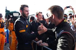 Race winner Shane van Gisbergen, Tekno Autosports