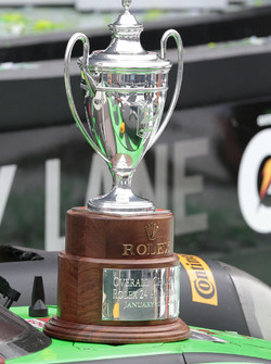 The Rolex 24 trophy