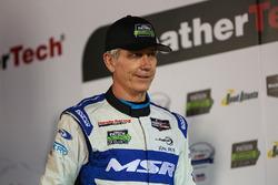 Race winner John Pew, Michael Shank Racing