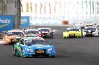 DTM Photos - Start action, Edoardo Mortara Audi Sport Team Abt Sportsline, Audi RS 5 DTM leads